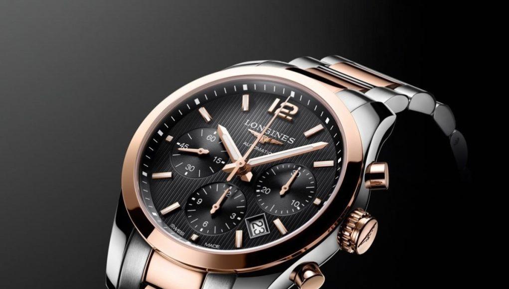 Longines Conquest часы