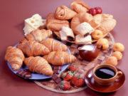 выпечка продукты завтрак