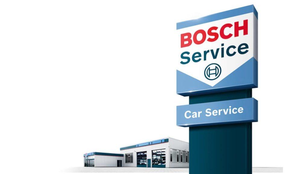 bosch автосервис