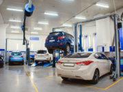 станция техобслуживания автомобилей