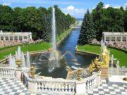 фонтан Санкт-Петербург