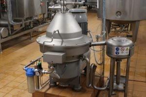 Сепараторы-молокоочистители и их применение